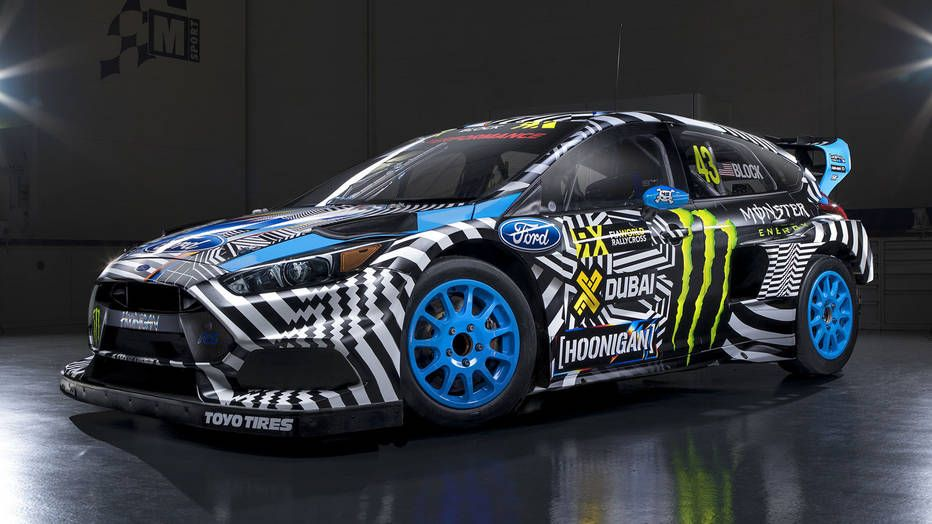 Video Part 1 The birth of the Ford Focus RS RX for FIA World ...