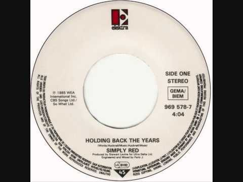 "Simply Red - Holding Back The Years (Dj ""S"" Bootleg Bonus Beat Extended Re-Mix) - YouTube"