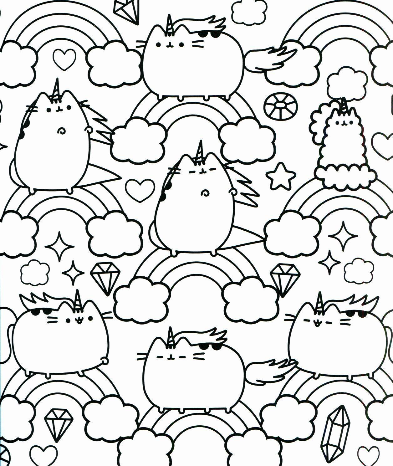 Kolorowanki Pusheen Szukaj W Google Unicorn Coloring Pages Cat Coloring Page Cat Coloring Book