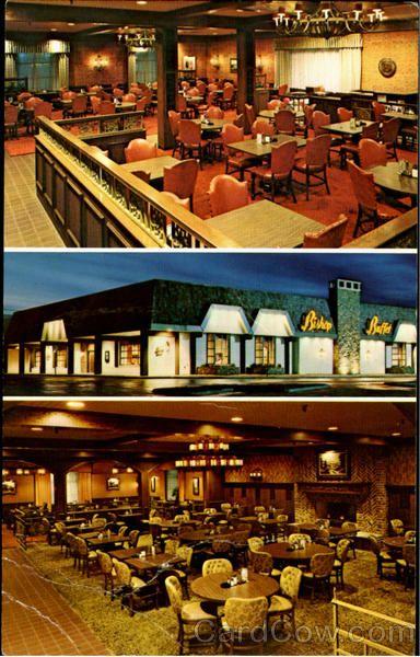 The Bishop Buffet Of Gateway Shopping Center Lincoln Ne