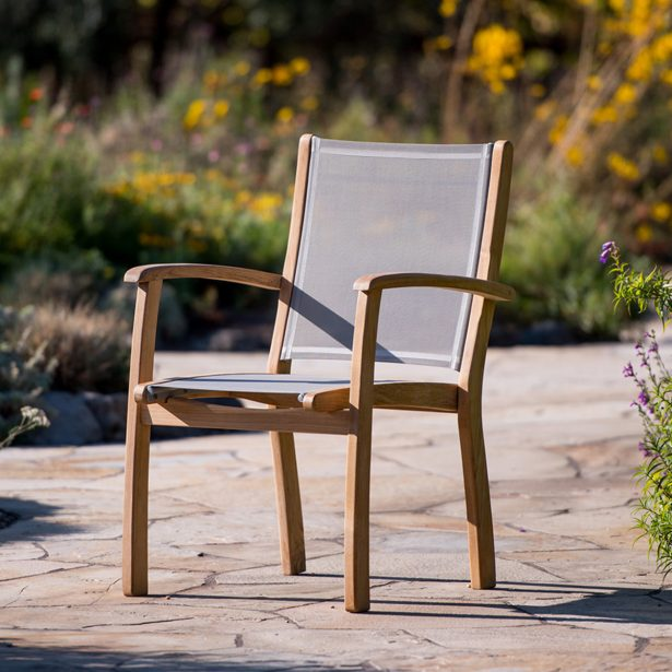 Mendocino Arm Chair Teak Outdoor Furniture Outdoor Wood Furniture Outdoor Furniture