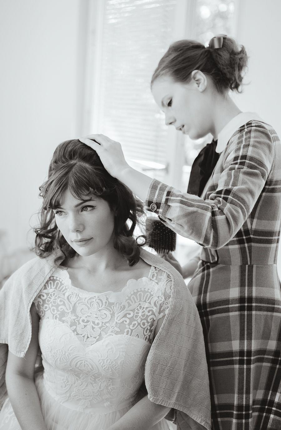 Bröllopet Foto Emily Dahl-22 | Wedding Hairstyles | Pinterest | Dahl
