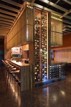 Pub Z Winem Bar Design Restaurant Wine Bar Restaurant Interior