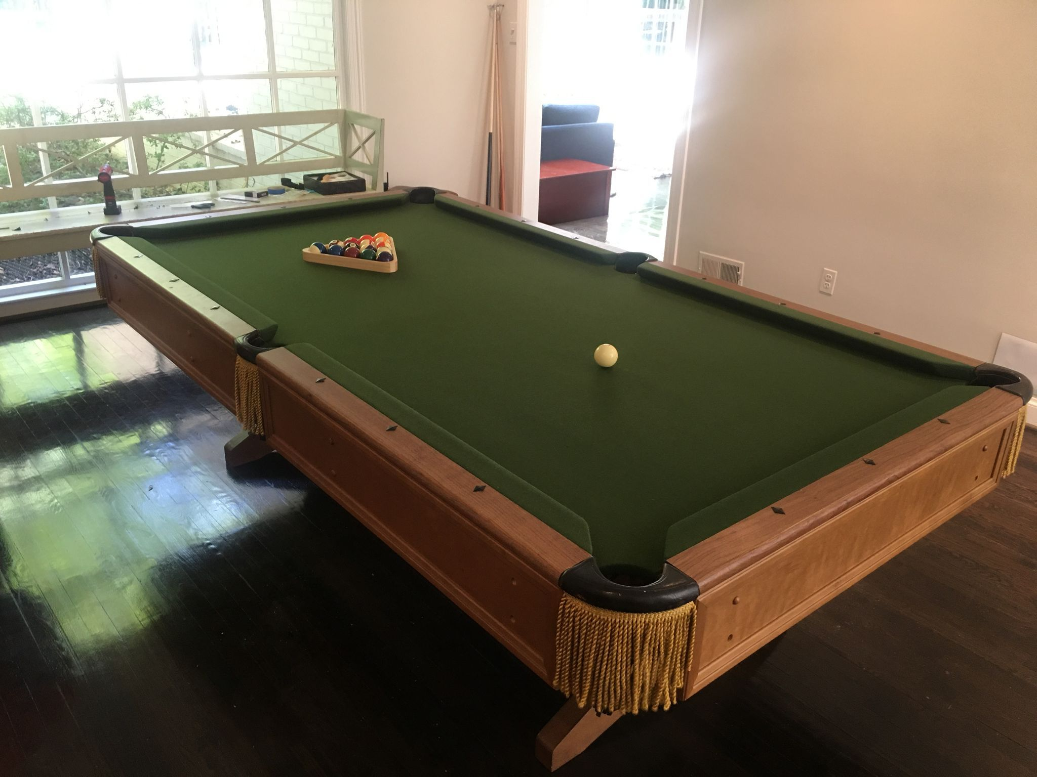 Pool table movers in aldie Virginia by Furniture Experts