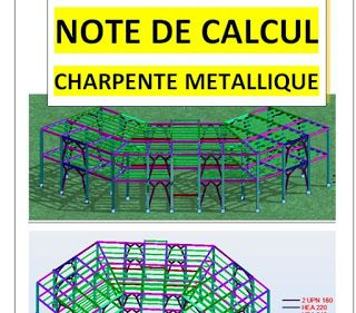 Exemples de note de calcul charpente m tallique pdf pro en 2019 construction design et notes for Cours de construction pdf