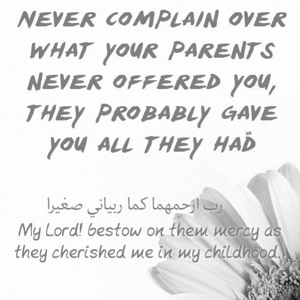 parents quotes in islam - photo #2