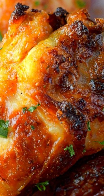 Spicy Ranch Baked Chicken Wings Recipe Baked Chicken Wings Chicken Wing Recipes Chicken Wings