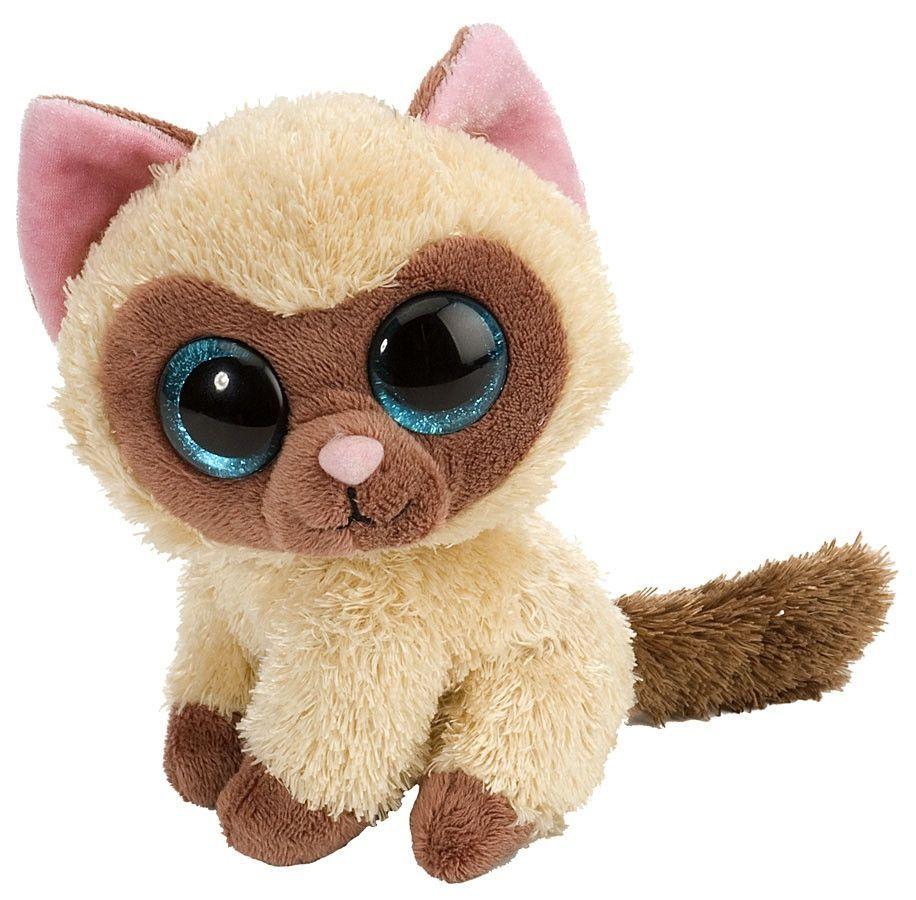 da12b88fa09 Mocha Siamese Cat  Li l Sweet   Sassy - Starry Eyes (5-inch ...