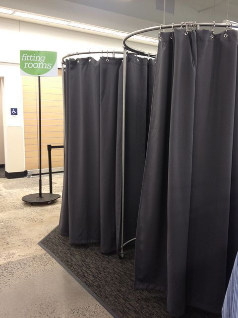 nordstrom rack portable fitting rooms