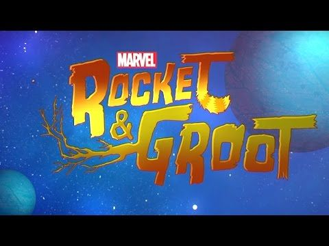 Watch First Episode of Disney XD's 'Rocket & Groot' Shorts Series