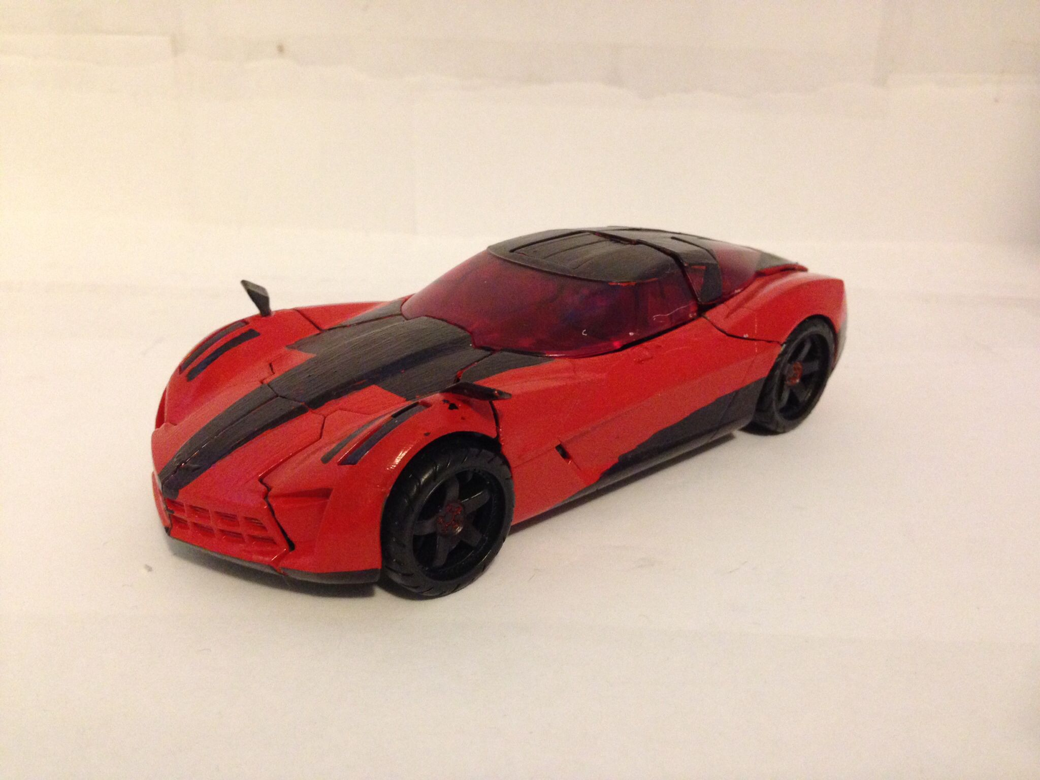 Age of Extinction Deluxe Stinger | Transformers Customs ...