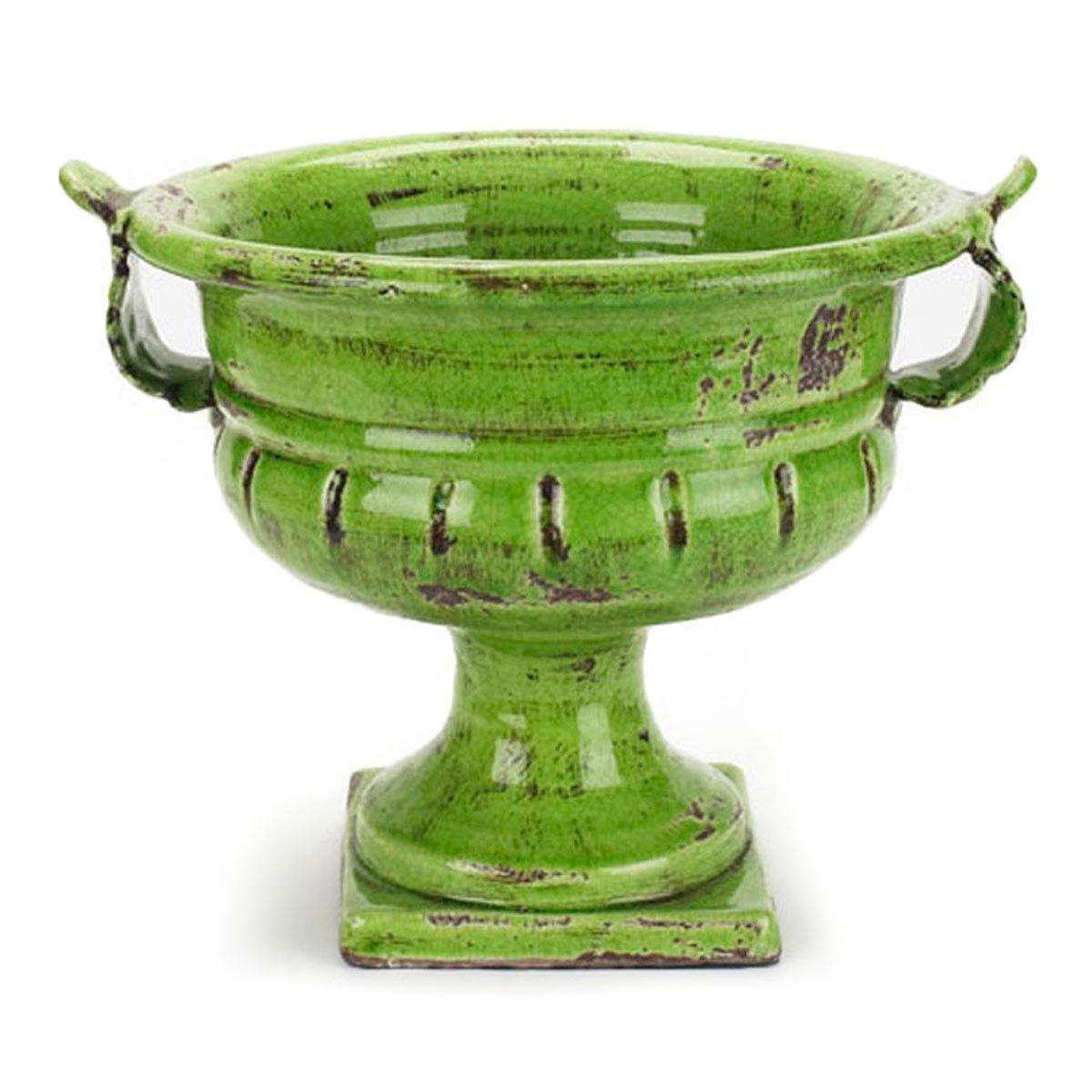 Acanthus Compote, Green Plum & Post Dessert bowls
