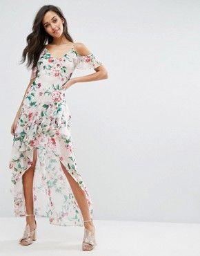 7072bdb124e8 Maxi Dresses   Shop Maxi & Long Dresses   ASOS   My Gowns   Floral ...