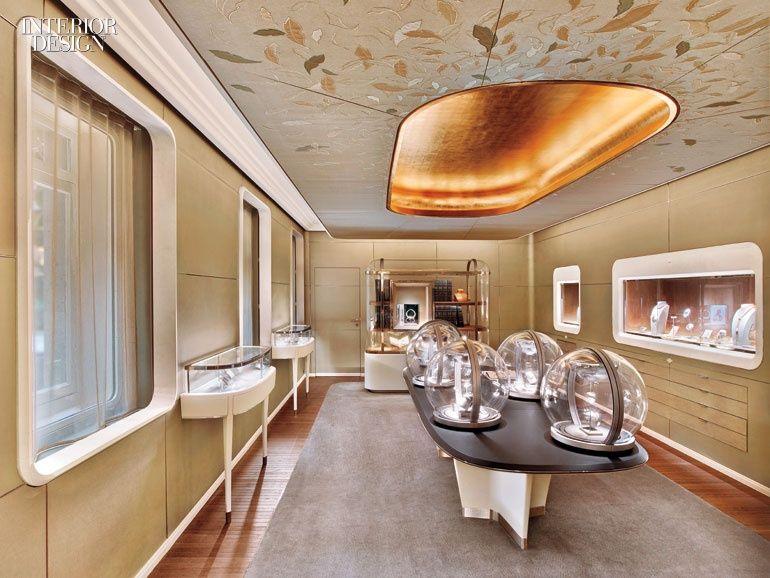 17f40d91a6 Place Vendome Inspires the Grandeur of Van Cleef   Arpels s Newest Paris  Boutique