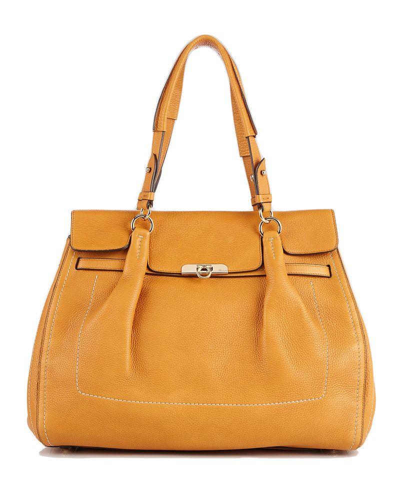 The Fara satchel from Salvatore Ferragamo