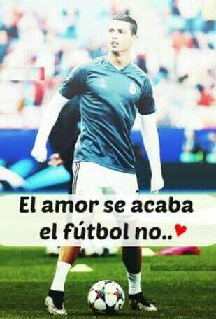 Fútbol - Amor Futbol Frases De Amor ae1a12e64f3b1