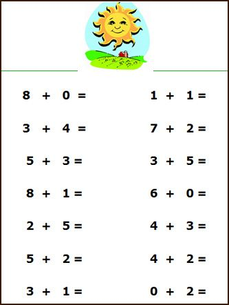Worksheets Kids Math Worksheets 1000 images about kids math on pinterest math