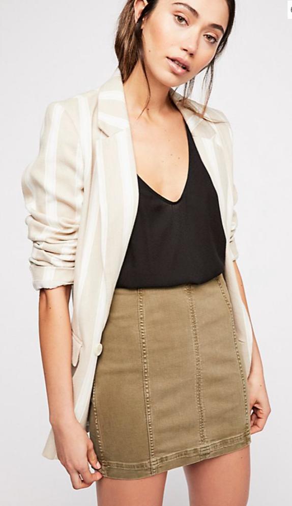 d336249e8 Modern Femme Novelty | Style | Mini skirts, Denim mini skirt, Skirts