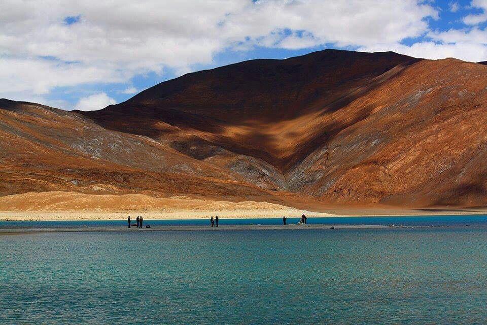 Pangong Tso Lake India Cool Places To Visit Places To Visit