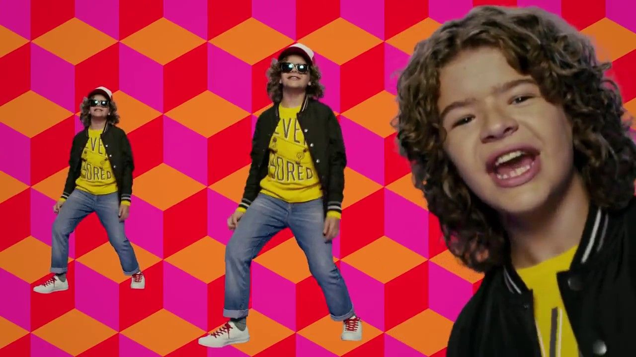 Old Navy Gaten Matarazzo Commercial 2016 Extended Cut - YouTube ...