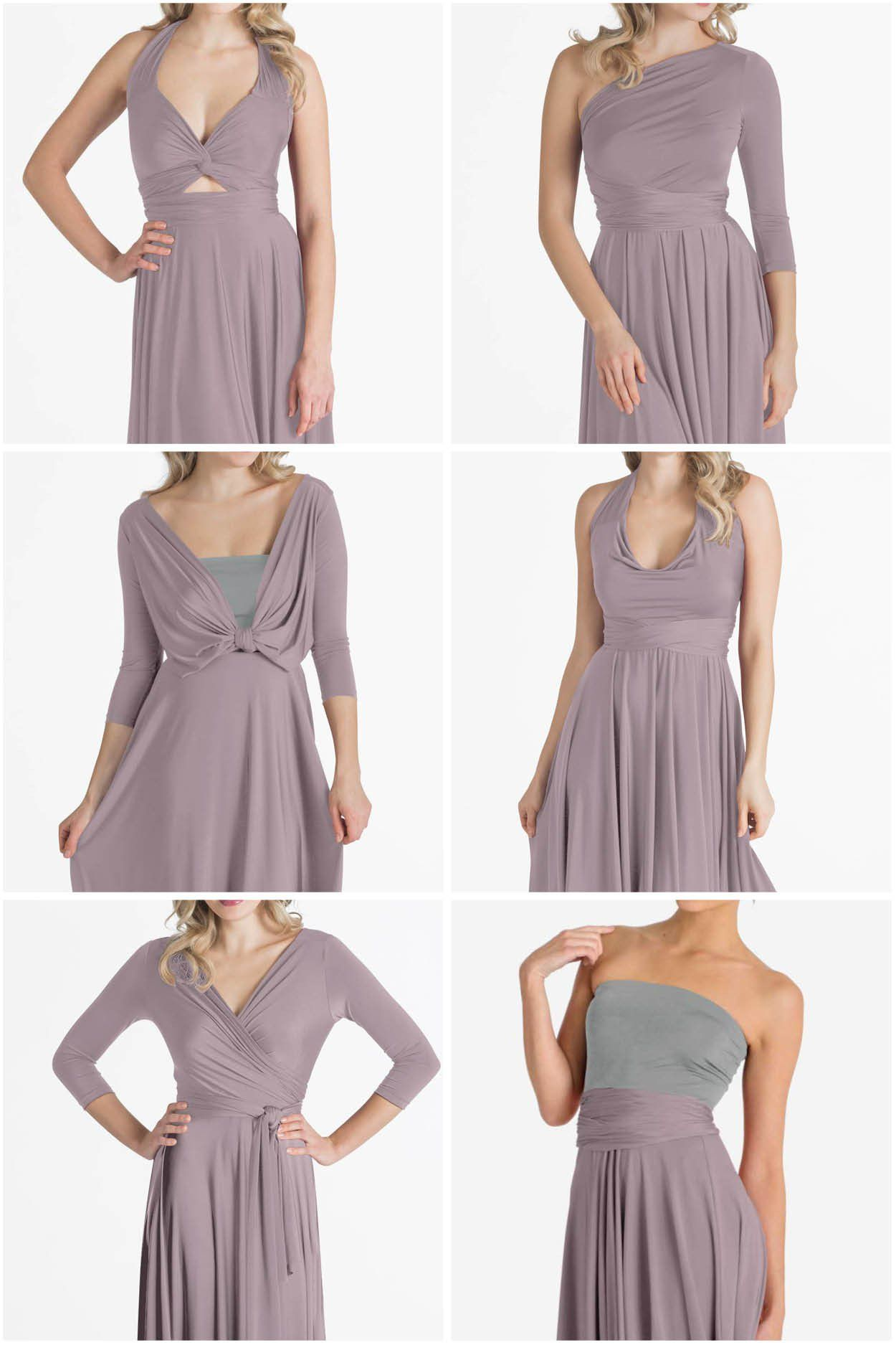 Iris midi convertible dress convertible iris and mauve iris midi convertible dress ombrellifo Choice Image