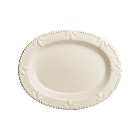 I pinned this Sorrento Oval Platter in Ivory from the Alfresco Dining with Vent du Sud event at Joss and Main!