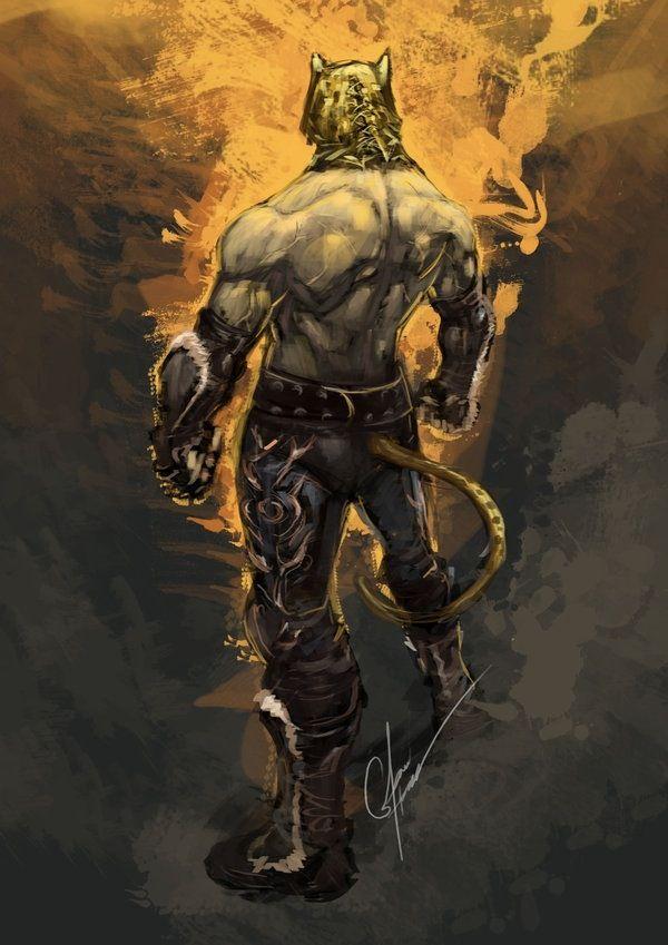Tekken King King Art Game Art Manga Games