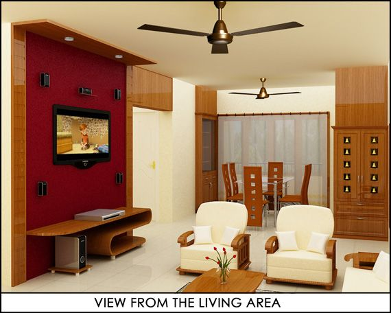 Mr. Ani Parameswaran/s interior work by Mathewandsaira architects in Cochin