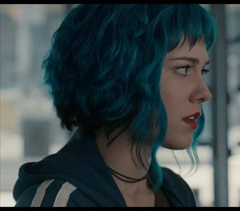 Ramona Flowers Scott Pilgrim Vs The World Ramona Flowers Ramona Flowers Hair Scott Pilgrim