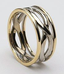 new wedding band Celtic Infinity Symbol Events About NECA About