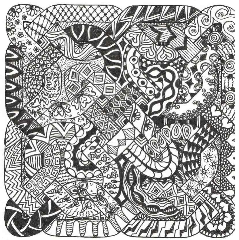 20 Awesome Designs To Draw Patterns Easy Ideas Tumblr Drawings
