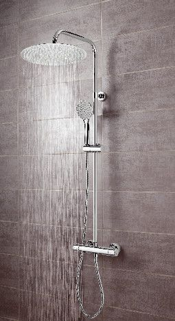 Concept De Douche Thermostatique Gaia Ii Moretti Bathroom Makeover Bathroom Design Home Decor
