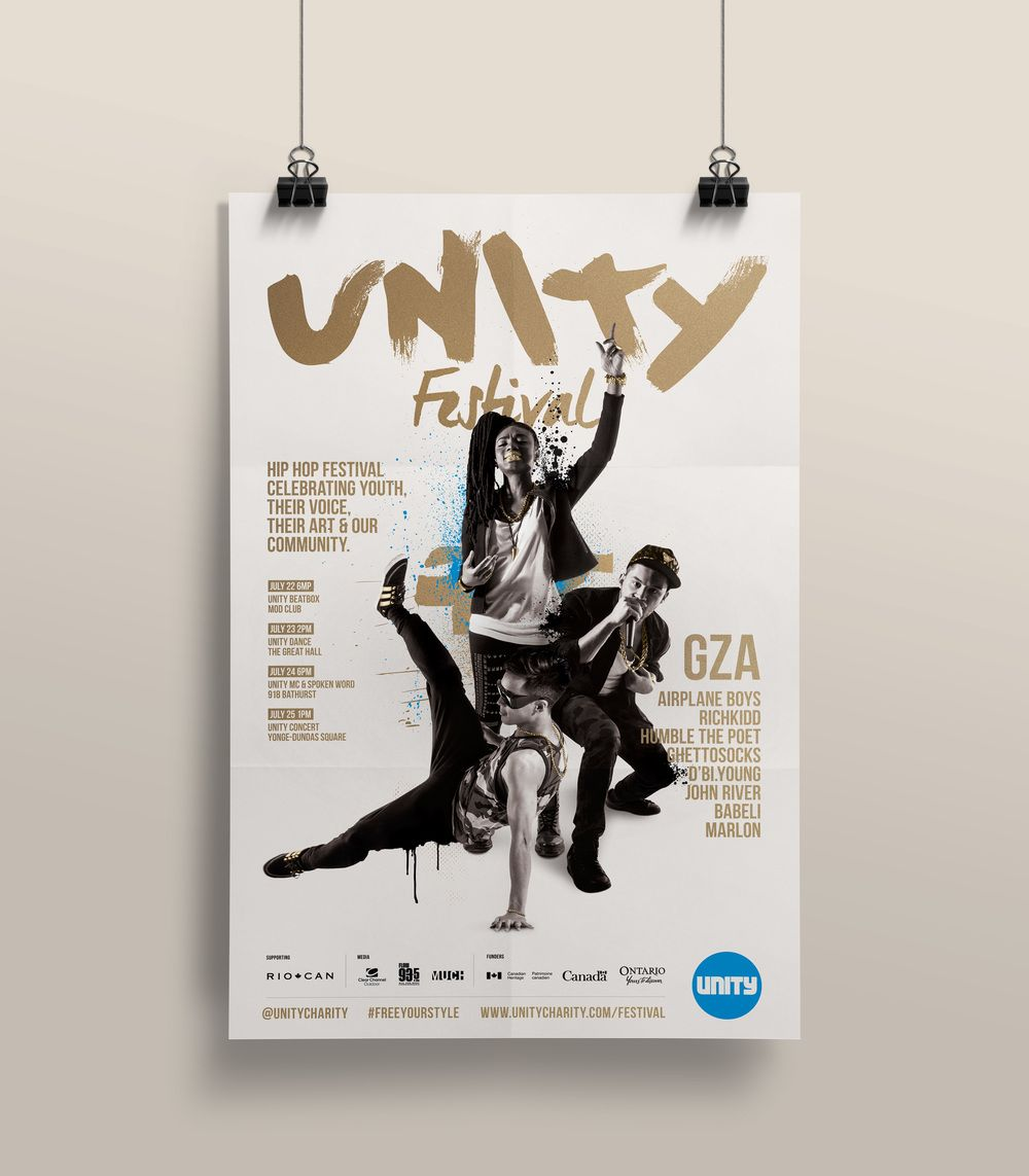 Poster design word - Campaign Poster Design For Unity Charity By Co Effect Creative Www Coeffect