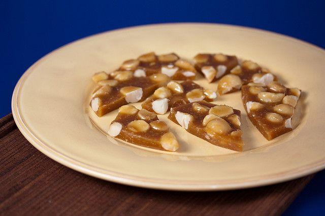 Vegan Coconut Macadamia Nut Brittle by Veganbaking.net, via Flickr