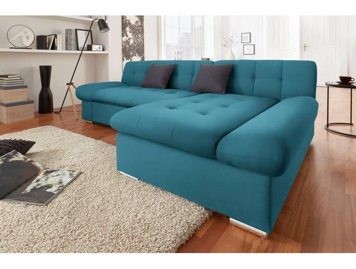 Trendmanufaktur Eck-Sofa ohne Schlaffunktion, Inkl. Zierkissen, hoher Sitzkomfort, FSC®-zertifiziert #Äußereserscheinungsbildeineshauses