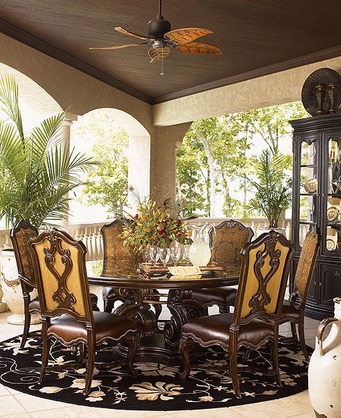 Lx 0653 875 882 01 Lexington Mar A Lago Allegra Dining Room On Closeout 4 999 00