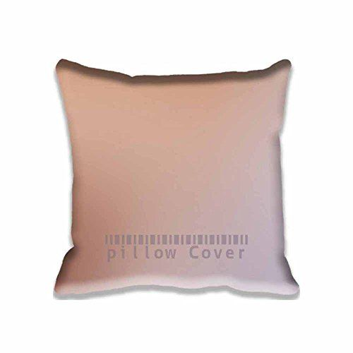 Cushion Cover To Decorate Beige Red Gradation Blur Throw Pillow Cases Polyester And Cotton Cool Zippered Chair Cushion Covers Throw Pillow Cases Pillow Covers