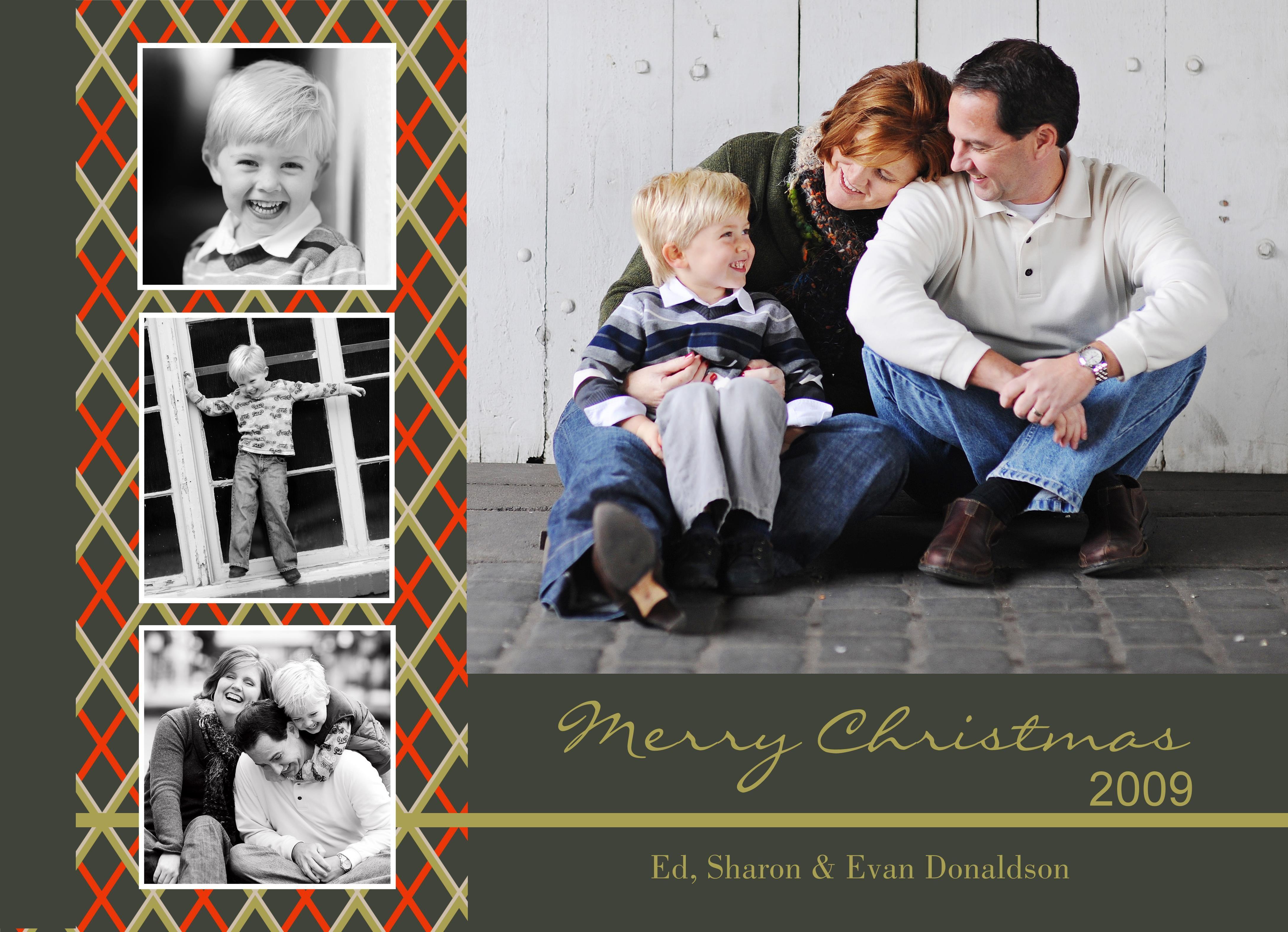 5755 Harmony 2 Christmas Card Christmas Cards Photo Cards Cards