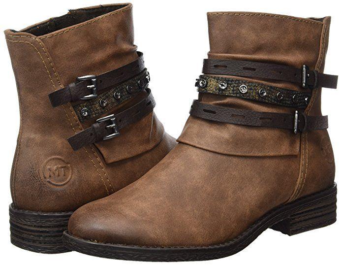 Marco Tozzi Damen 25413 Stiefel: : Schuhe