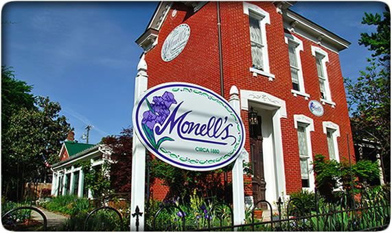 Nashville S Monell Dining Catering Southern Cooking Charm Warmth W Family Style Seating Portions Great Way To Have A Meal Make New Friends
