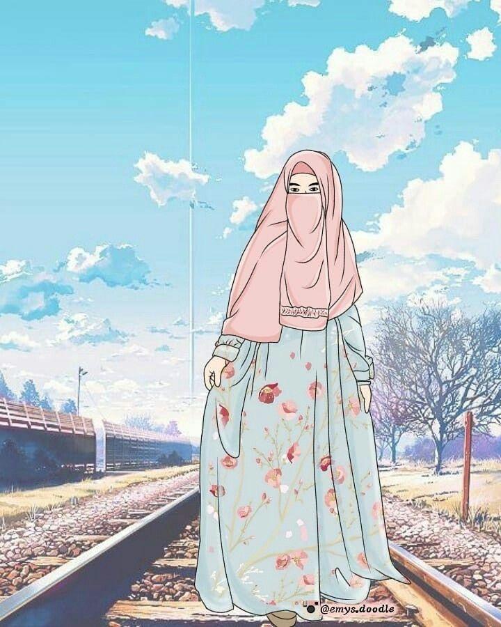 I love hijab . »Hfz« Seni islamis, Fotografi, Gambar