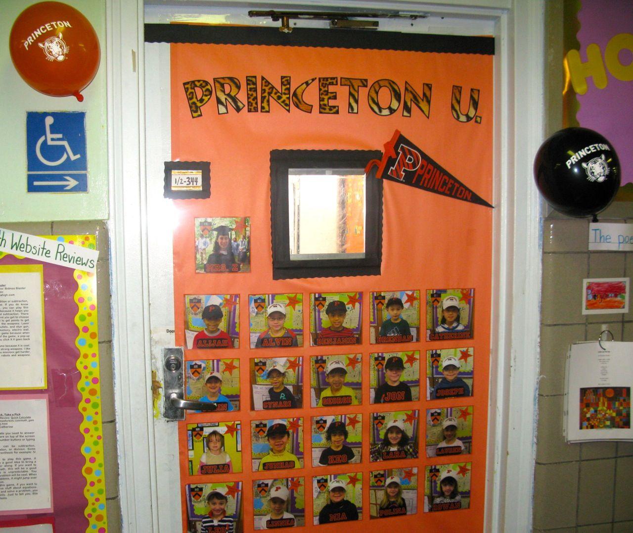 University Of Alabama Classroom Theme College Themed Door Welcomes
