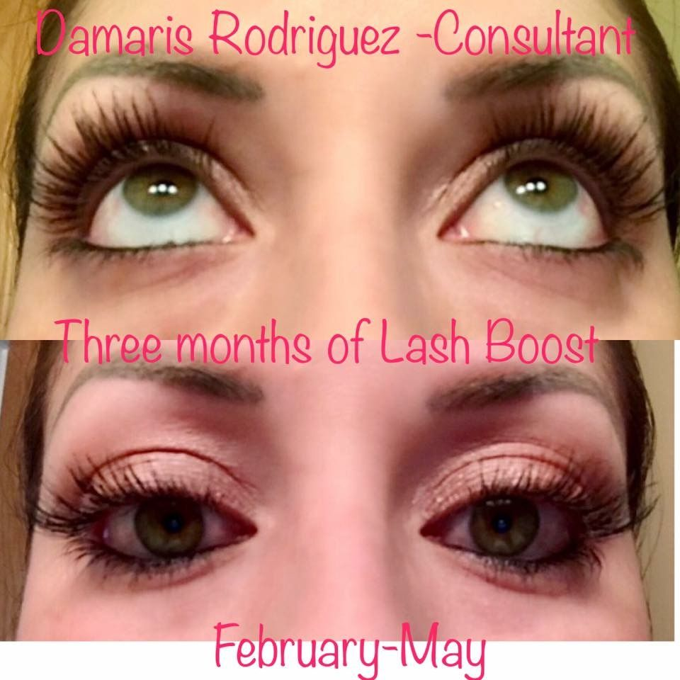 e8ff41acd10 Get lush, longer-looking lashes in as little as four weeks with  ENHANCEMENTS Lash Boost™.* This nightly eyelash-conditioning serum features  a unique ...