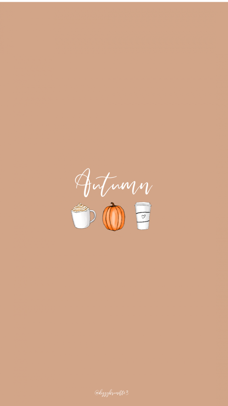 Free Phone Wallpapers : October Edition - Corrie Bromfield
