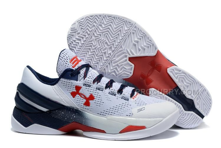 Under Armour Curry 2 Low USA Cheap
