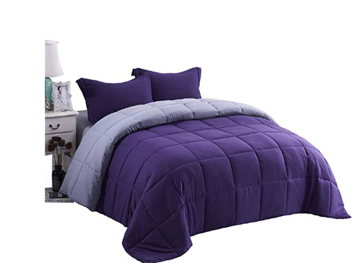 Double Brushed Microfiber 100 Polyester Imported No Size Shortage Problem For The Bed Real Standard Size Without Tricking On T Comforter Sets Comforters Bed