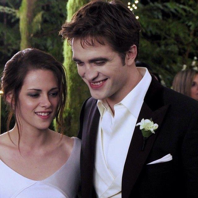 Bella and Edward - wedding reception