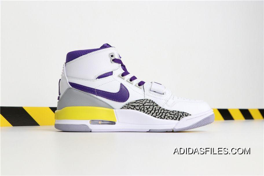 4d776f25ff8420 Air Jordan A Don C X Jordan Legacy 312 Lakers AV3922-157 NBA 40-46 Online