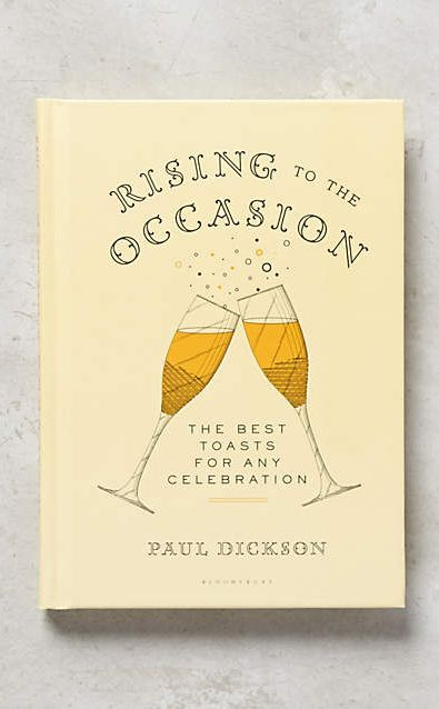 Rising To The Occasion: The Best Toasts For Any Celebration #anthrofave