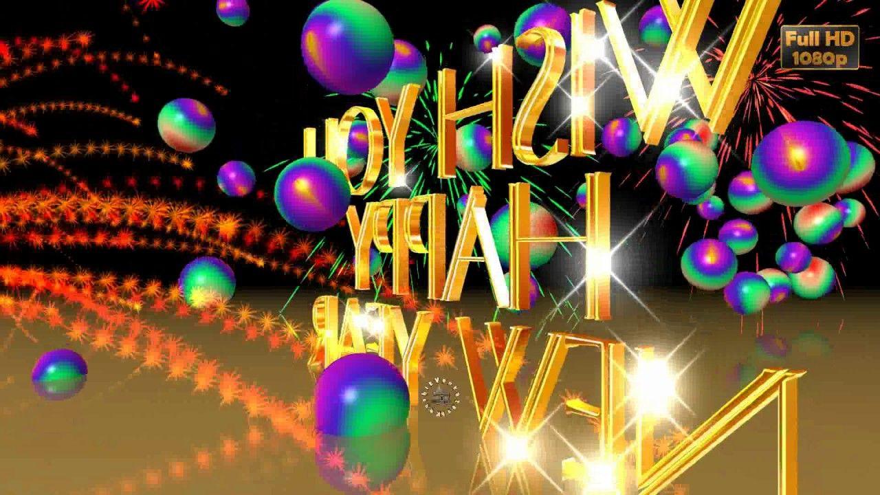 Happy New Year 2017 Wishes Whatsapp Video New Year Greetings Animation M Happy New Year Greetings New Year Greetings Happy New Year 2017 Wishes